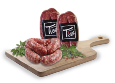 Salsiccia Salamella Toscana Mamma Tina