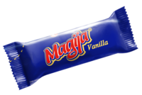 MAGIJA tvarohová tyčinka vanilka 45 g