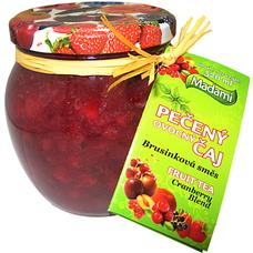 Ovocný čaj brusinková směs 520 ml