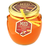 Med s rakytníkovou šťávou 590 g