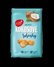Kokosové sušenky 120 g