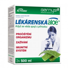 LÉKÁRENSKÁ aloe™ 1000 ml