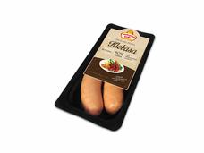 Originál česká kuřecí klobása s 80% masa 230 g