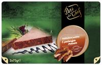 Pâté du Chef paštika s pečeným masem 2x75 g