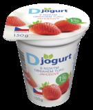 D-jogurt jahoda 150 g