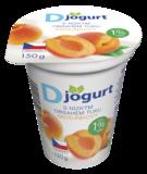 D-jogurt meruňka 150 g