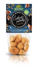 Čočkové sušenky s čokoládou BIOLINIE 100 g