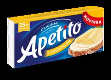 Apetito s ementálem - Tavený sýr 150 g