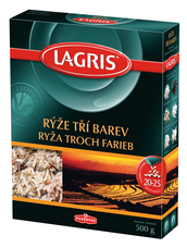 Lagris rýže tří barev 500 g
