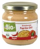 dmBio vegetariánska nátierka paprika-chilli 180 g