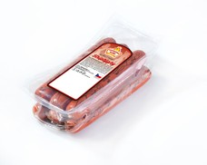Kuřecí párky striptýzky – 340 g, 1 kg, 2 kg