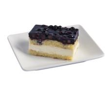 Bezlepkový borůvkový dort