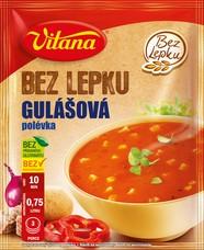 Bez lepku Gulášová polévka 60 g
