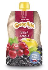 Ovocňák Pyré Višeň - Arónie 200 g