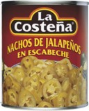 Jalapeno Nacho Krájené 2,8 kg