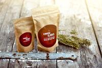 Pražené konopné semínka - sladké 50 g, 150 g