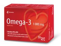 Omega-3 1000mg 30 kapslí