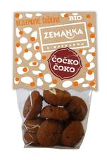 Bezlepkové čočkové bio čoko-kokosky 100 g