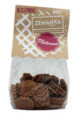 Bezlepkové pohankovo - malinové bio sušenky 100 g