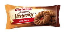 Glutaline kakaové věnečky 105 g