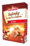 Glutaline sušenky se skořicí a kakaem bez  lepku DRUID 140 g