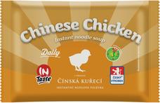 Instantní nudlová polévka DAILY s kuřecí čínskou příchutí 60 g