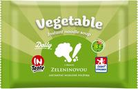 Instantní nudlová polévka DAILY se zeleninovou příchutí 60 g