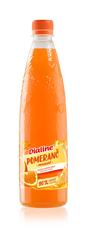 Dialine pomeranč s ovocným cukrem 650 ml