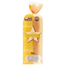 Toustový chléb světlý 500 g