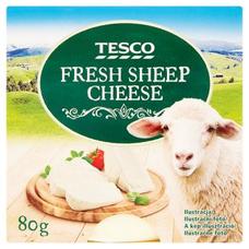 Ovčí sýr přírodní 80 g