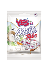 YES Milk Tabs 80 g