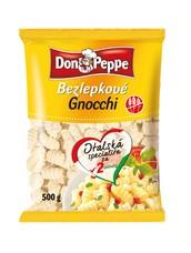 Don Peppe bezlepkové gnocchi 500 g