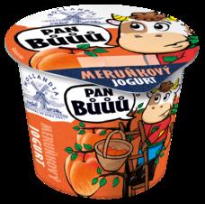 Dětský jogurt z farmy, meruňka 90 g