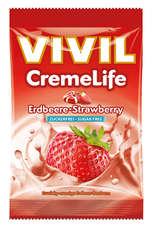 Vivil Creme Life Jahoda 110 g