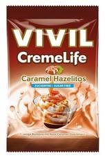 VIVIL Creme life Karamel + lískové oříšky 110 g bez cukru