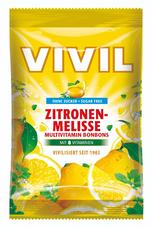 Vivil multivitamín citron + meduňka 60 g / 80 g