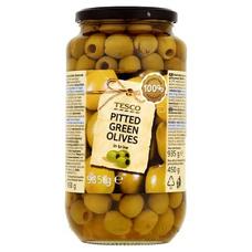 Olivy zelené 935 g
