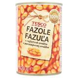 Fazole v rajčatové omáčce 420 g