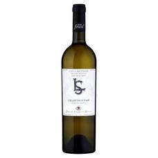 Chardonnay pozdní sběr víno polosuché bílé 0,75 l