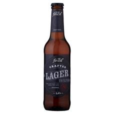 Pivo ležák světlý nefiltrovaný 330 ml