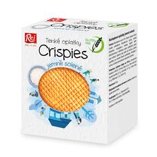 Crispies bezlepkové oplatky jemně solené 60 g