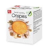 Crispies bezlepkové oplatky kmínové 60 g