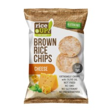 Rýžové chipsy se sýrem 60 g