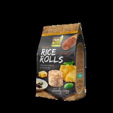 Rýžové minichlebíčky smetana s cibulí 50 g