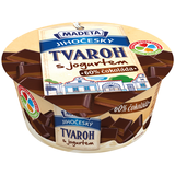Jihočeský tvaroh s jogurtem 60% čokoláda 135 g