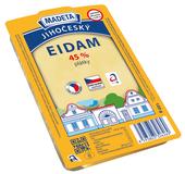 Jihočeský Eidam 45 % plátky 100 g