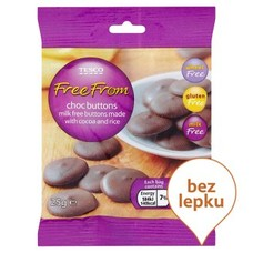 Free From čokoládové čočky z kakaa 25 g