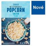 Popcorn do mikrovlnné trouby solený 3 x 100 g