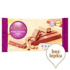 Tyčinky s belgickou čokoládou bez pšenice a lepku 107,5 g