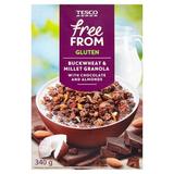 Free From Müsli s čokoládou a mandlemi 340 g